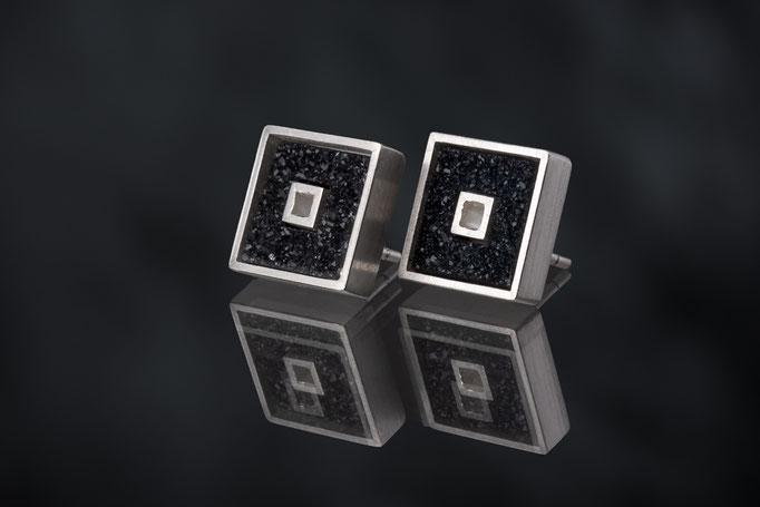 Artikelnummer 8808 - Kristallachate, 925/- Silber