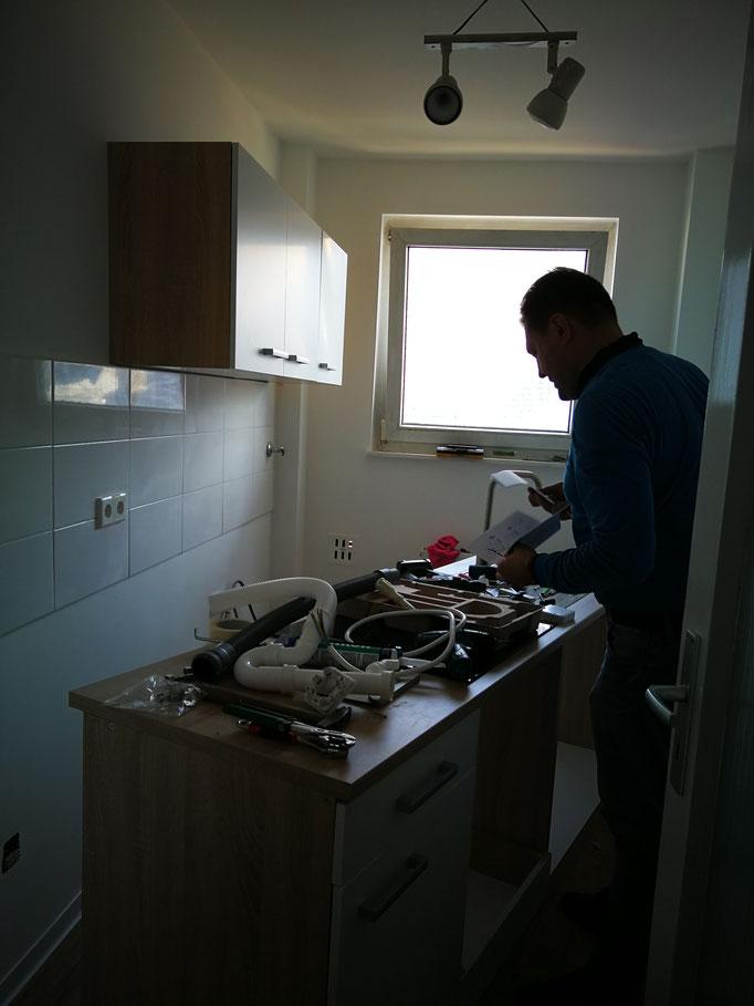 Küchenmontage in Bad Homburg und Umgebung