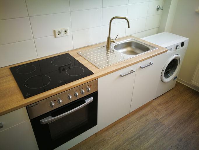 Küchengeräte einbauen in Frankfurt und Umgebung