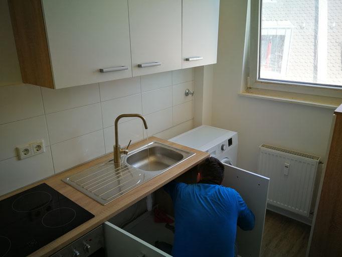 Küchenmontage in Darmstadt und Umgebung
