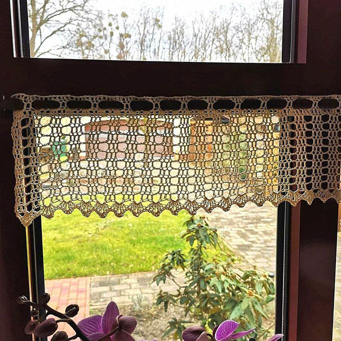 Detail Landhausgardine N°1 handmadebykw