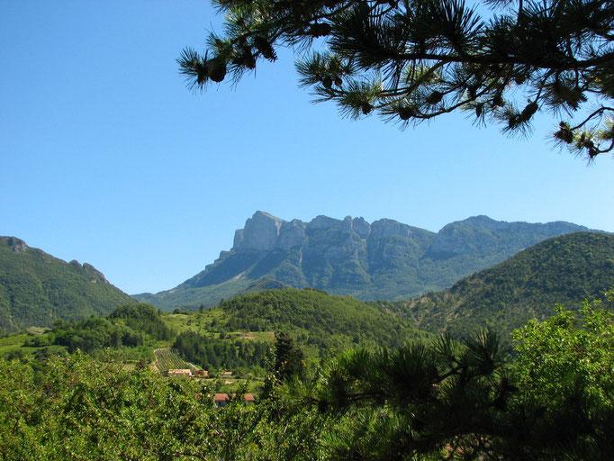 De Montmartel ( Saillans) : Rochecourbe