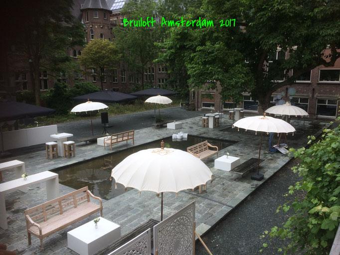 Bruiloft Amsterdam
