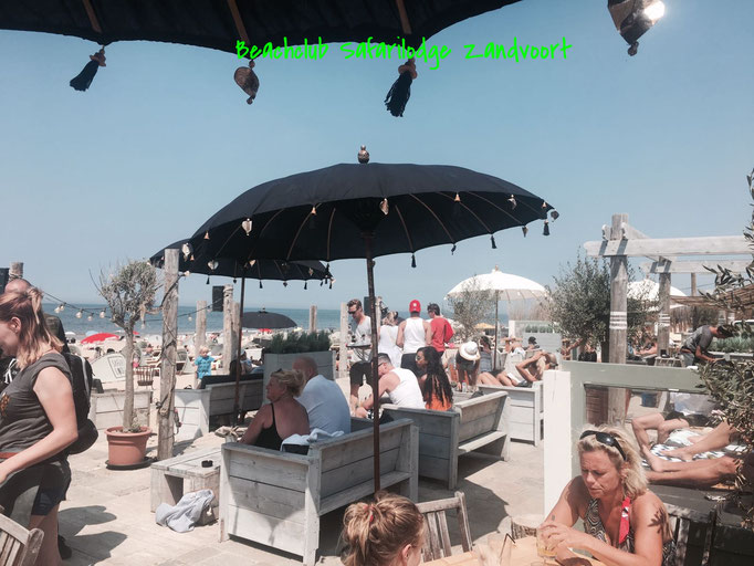 Beachclub Safari Lodge Zandvoort