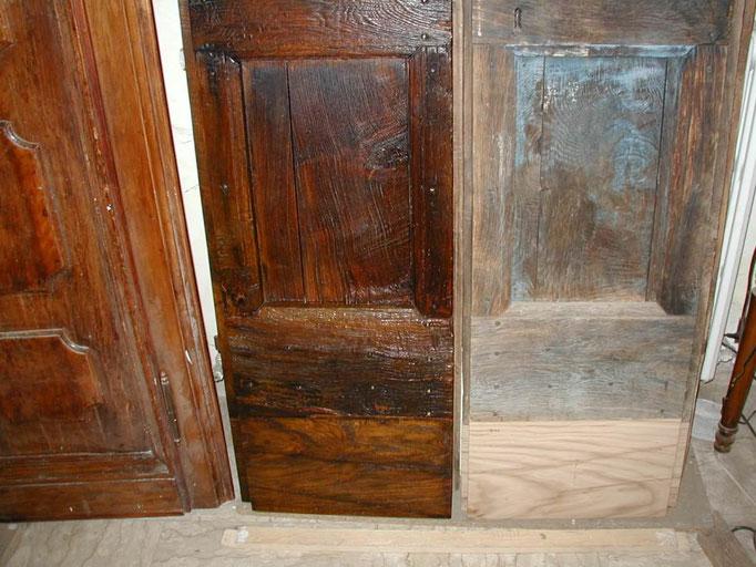 Sabbiatura accurata di ogni tipo di legno ditta marku for Finestra usata per ventilazione