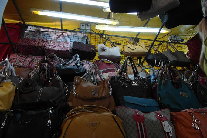 Patpong Handtaschen Bangkok