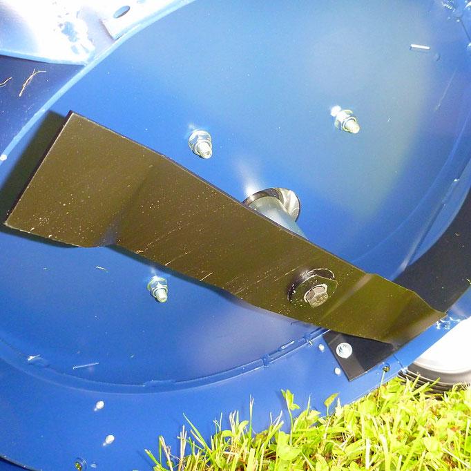 Heckauswurf-Rasenmäher Stella Nimbus 45 Pro