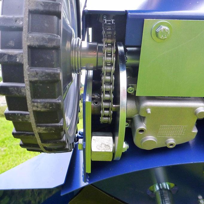Seitenauswurf-Rasenmäher Stella 45 SA M.A.