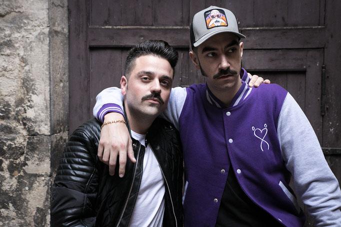 Movember 2018 - Barberie des Ducs - Le Studio des Songes - Anne-Sophie CAMBEUR