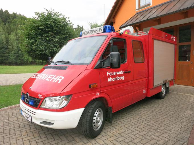 TSF Ahornberg 44/1 - Baujahr 2004