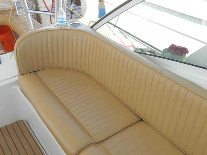 Custom Boat Cushions
