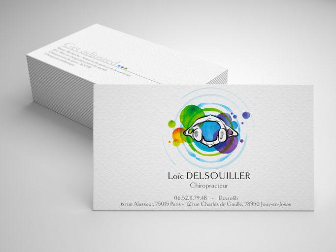Logo - Chiropracteur