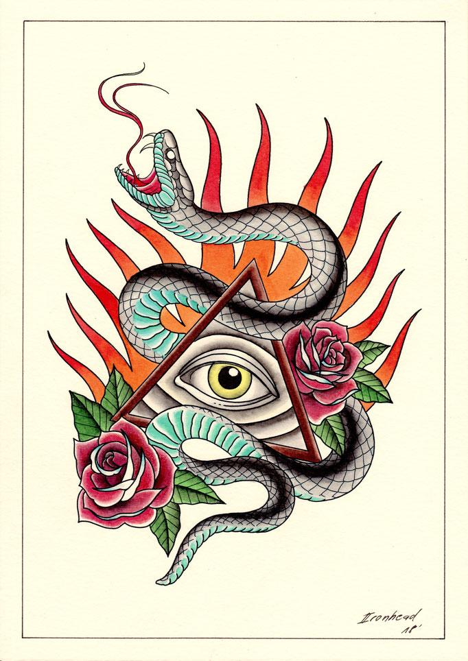 Ironhead Tattoo Zürich