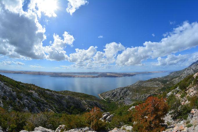 Kroatische Küste