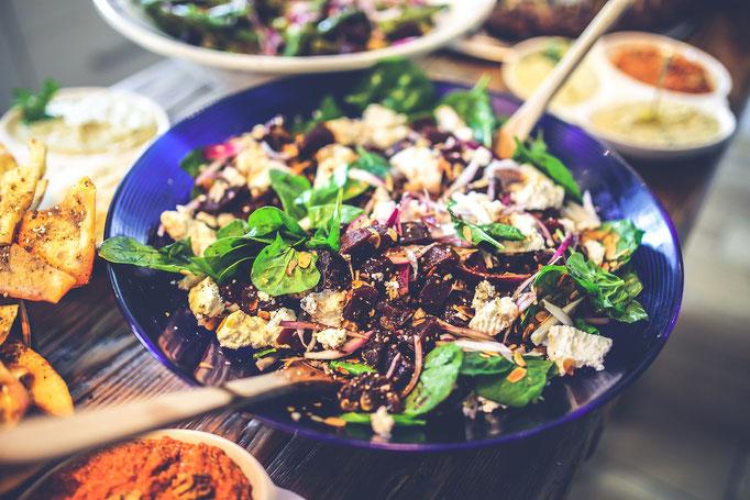 Rote-Beete Salat