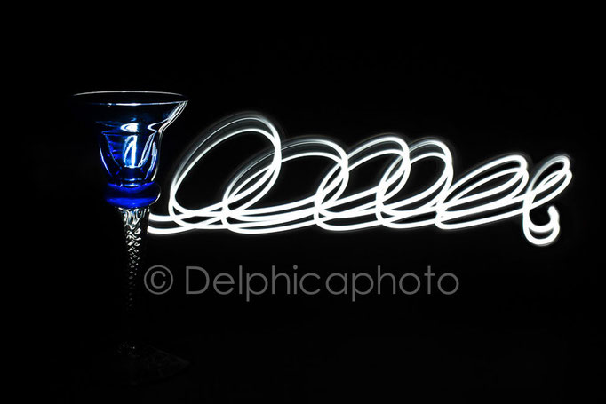 Delphicaphoto - Light painting