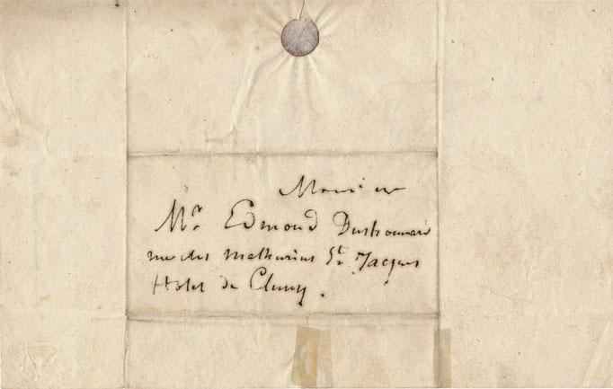 Etienne Mélingue lettre autographe signée