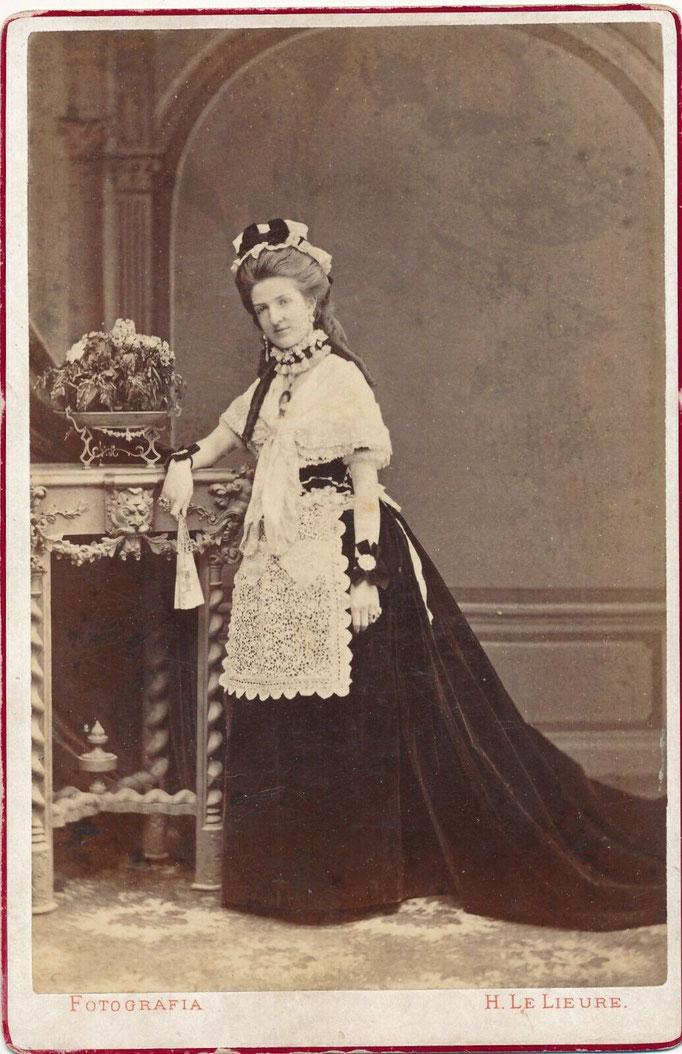 Photographie Marguerite de Savoie