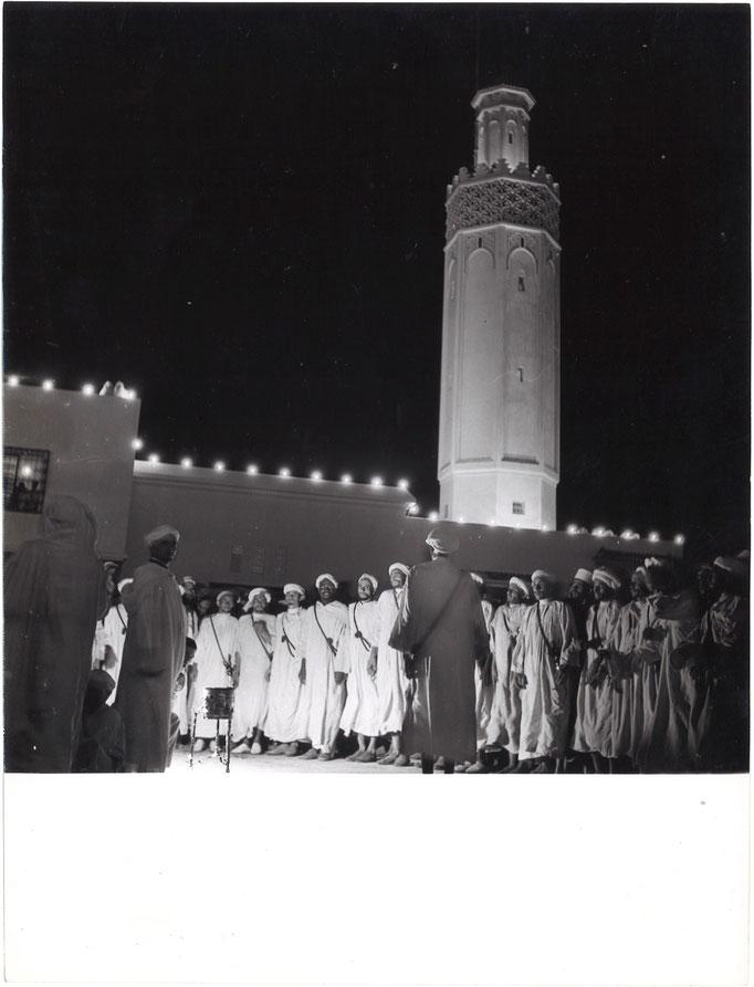 Tirage argentique époque photo photographie Maroc