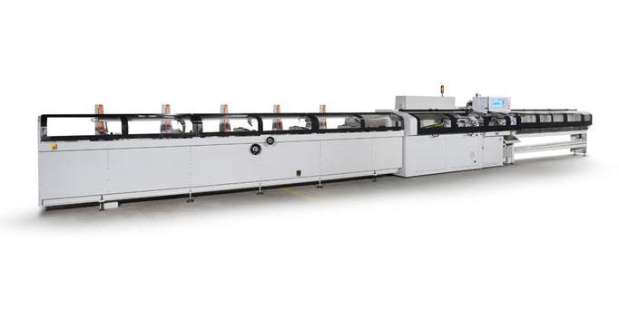 Linea di taglio Lybra - Cutting line Lybra