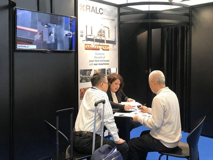 RALC ITALIA Srl - Chillventa 2018