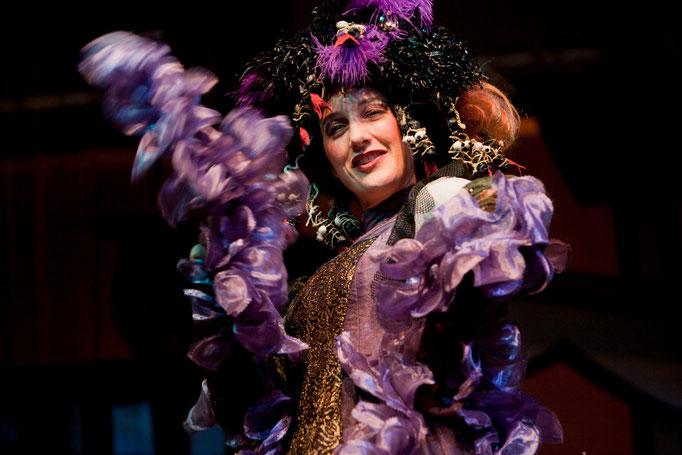 Arielle, die kleine Meerjungfrau, Schlosstheater Celle, Kathrin Brunner