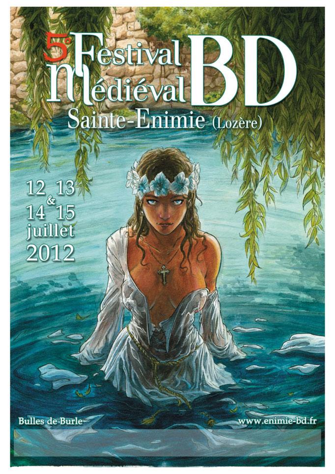2012 - Réalisée par Nicolas Demarre