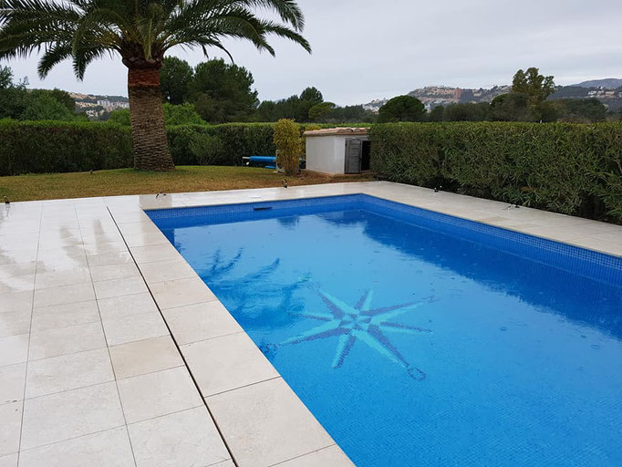 Pool Sanierung Mallorca