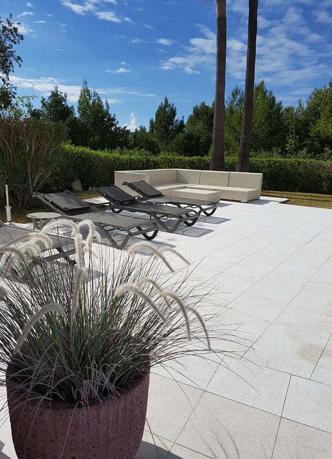 Terrassen Sanierung Mallorca