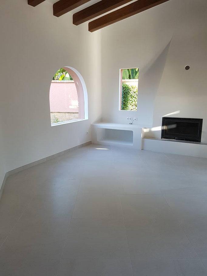 Wohnraum Sanierung Mallorca