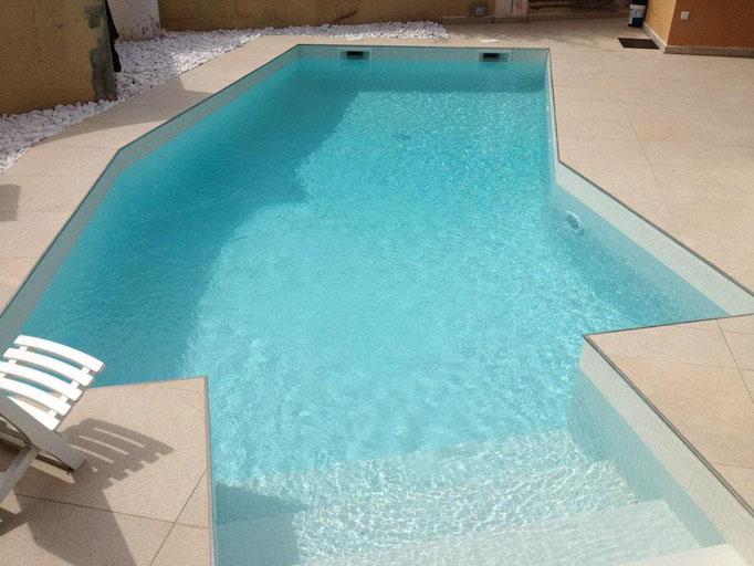 Pool Neubau Mallorca