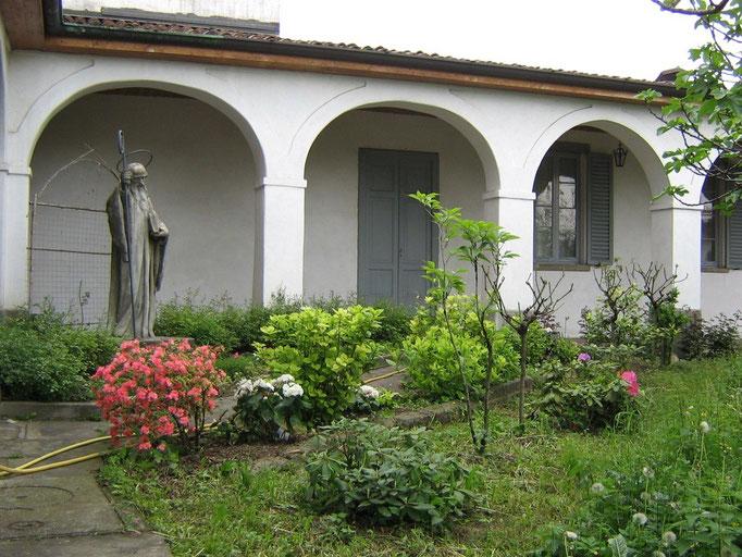 giardino del noviziato