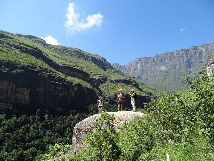 Wandern Reise Südafrika