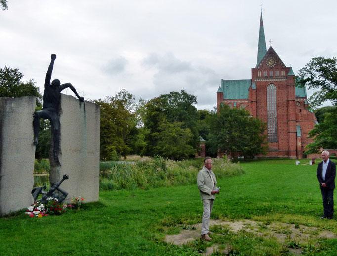 Weltfriedenstag 2015 am Münster in Bad Doberan