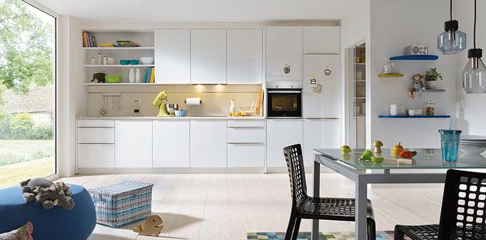 Schüller Beispiel-Küche