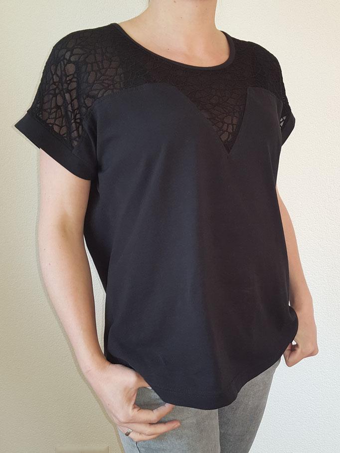 Schnittmuster Damen T-Shirt