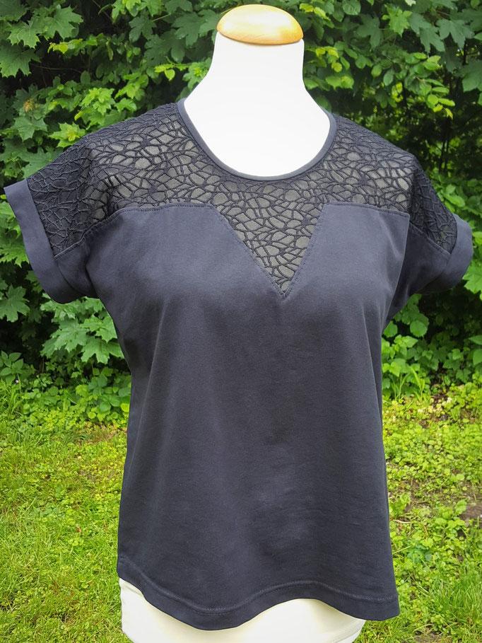 Schnittmuster Damen Shirt Larisa