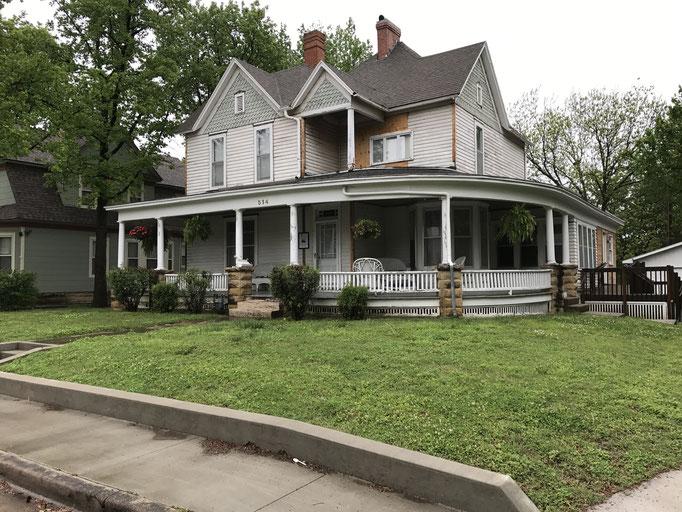 William Inge's boyhood house