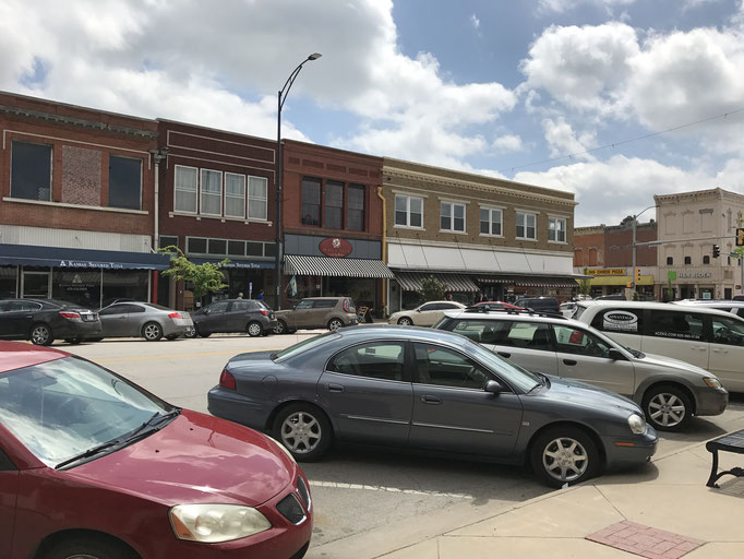 Downtown Independence, KS