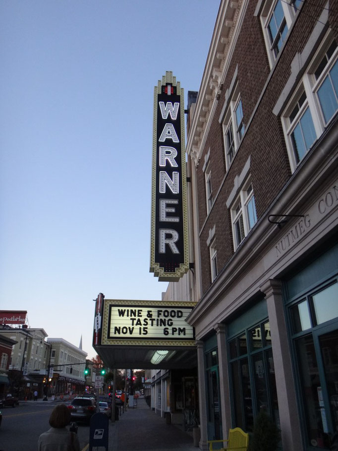 The Warner Theater in Torrington, CT