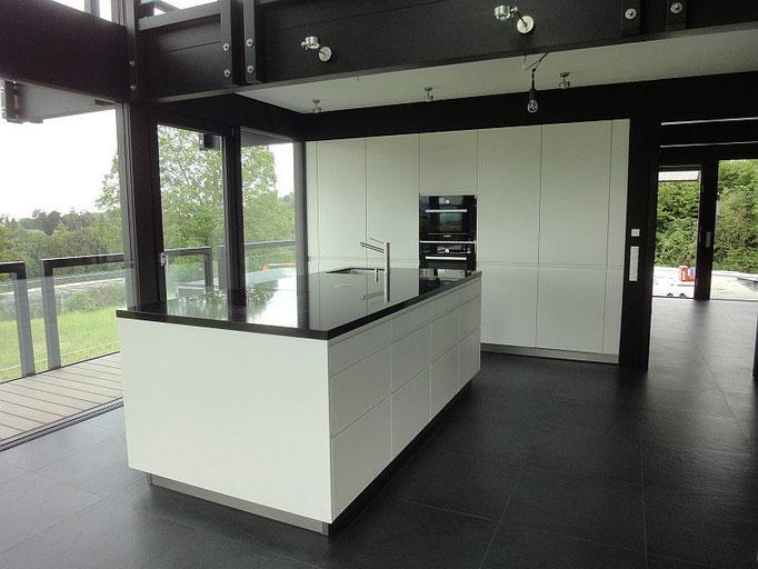 Designer Küche, Design Küche, Modern Kitchen, Moderne Küche, Elegante Küche