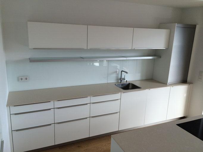 begehbare Schränke, Küche, Deckenhaube, Gutmann Haube, Umluft, Design,