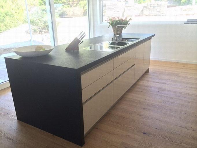 Gutmann Küche, Abajo, Abajo Küche, Downdraft, Downair, Design, Style, Loft, Gaggenau Küche