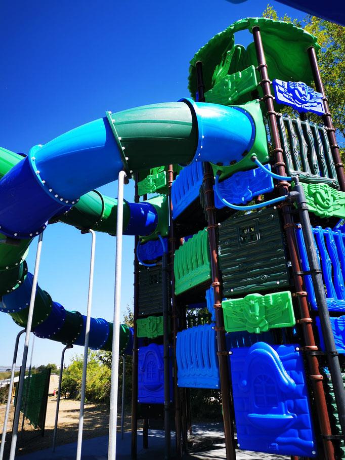 Parc aquatique, toboggans, piscines, Domaine du Koukano, jeux, Pays de Cocagne, village vacances, Terres d'Autan