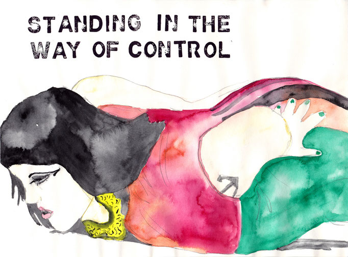 Standing in the way of control, 2014