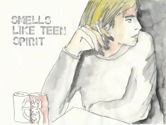Smells like teen spirit, 2007