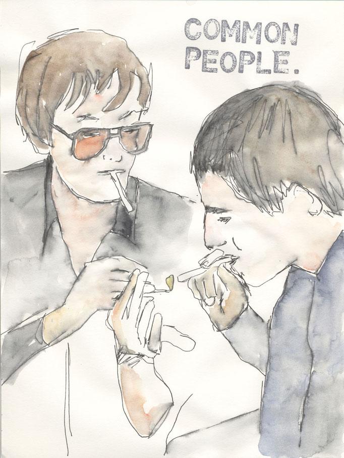 Common people, 2007