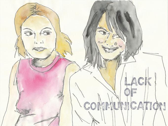 Lack of communication, 2007