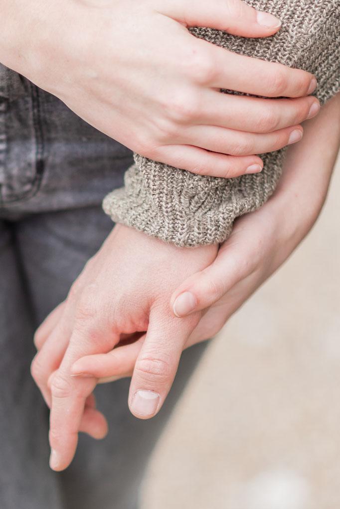 Du und ich - Natürliche Paarfotografie in Neu-Anspach