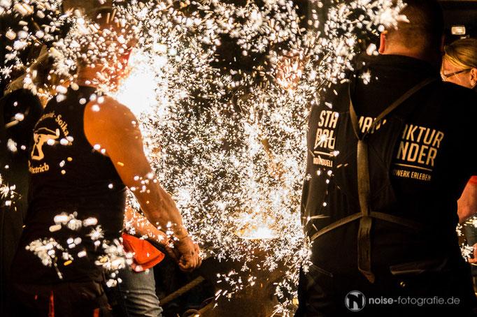 20 Jahre Gotha Glüht - das internationale Metallgestaltertreffen in Gotha feierte sein 20. Jubiläum